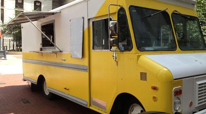 complete food truck business for sale - chevrolet    p30 step van    1982 - for sale